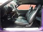 1971 PLYMOUTH ROAD RUNNER 2 DOOR COUPE - Interior - 137761
