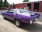 1971 PLYMOUTH ROAD RUNNER 2 DOOR COUPE - Rear 3/4 - 137761