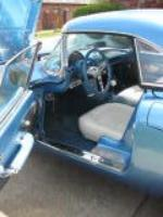 1959 CHEVROLET CORVETTE CUSTOM CONVERTIBLE - Interior - 137789