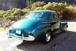 1941 CHEVROLET CUSTOM 2 DOOR COUPE - Rear 3/4 - 137822