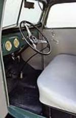 1937 FORD 1/2 TON PICKUP - Interior - 137892