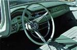 1957 FORD COUNTRY SQUIRE STATION WAGON - Interior - 137893