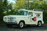 1969 FORD GOOD HUMOR ICE CREAM TRUCK - Front 3/4 - 137914