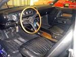 1971 DODGE CHALLENGER 2 DOOR COUPE - Interior - 137930
