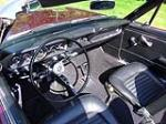 1966 FORD MUSTANG CONVERTIBLE - Interior - 137961
