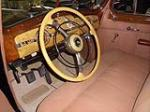 1939 PACKARD SUPER 8 4 DOOR SEDAN - Interior - 137970