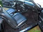 1970 CHEVROLET CHEVELLE CUSTOM 2 DOOR HARDTOP - Interior - 137977