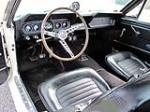 1966 SHELBY GT350 FASTBACK - Interior - 137990