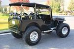 1947 WILLYS CJ2A CUSTOM - Rear 3/4 - 137991