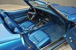 1968 CHEVROLET CORVETTE CONVERTIBLE - Interior - 138029