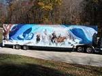 2000 FEATHERLITE 45 SEMI TRAILER - Side Profile - 138055