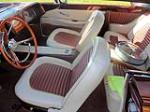 1958 FORD THUNDERBIRD CUSTOM 2 DOOR HARDTOP - Interior - 138063