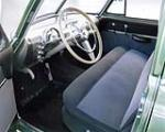 1949 OLDSMOBILE SERIES 76 4 DOOR SEDAN - Interior - 138064