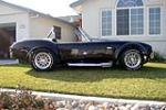 1965 SHELBY COBRA RE-CREATION ROADSTER - Side Profile - 138074