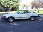 1981 MERCEDES-BENZ 380SL CONVERTIBLE - Side Profile - 138076
