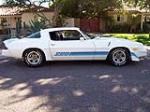 1980 CHEVROLET CAMARO Z/28 RS 2 DOOR COUPE - Side Profile - 138081