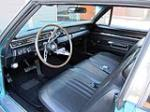 1969 PLYMOUTH ROAD RUNNER 2 DOOR COUPE - Interior - 138095