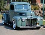 1946 FORD 1/2 TON CUSTOM PICKUP - Front 3/4 - 138098