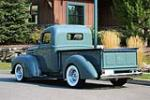 1946 FORD 1/2 TON CUSTOM PICKUP - Rear 3/4 - 138098