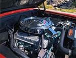 1965 BUICK SKYLARK GS 2 DOOR COUPE - Engine - 138101