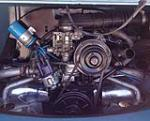 1969 VOLKSWAGEN BUS CUSTOM BUS - Engine - 138172