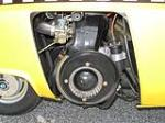 1957 BMW ISETTA CONVERTIBLE - Engine - 138186
