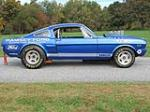 1965 FORD MUSTANG FASTBACK - Side Profile - 138187