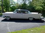 1957 LINCOLN PREMIERE 2 DOOR HARDTOP - Side Profile - 138202