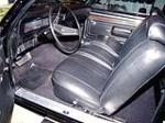 1970 CHEVROLET NOVA 2 DOOR COUPE - Interior - 138214