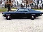 1970 CHEVROLET NOVA 2 DOOR COUPE - Side Profile - 138214