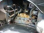 1937 FORD CUSTOM FLATBED TRUCK - Engine - 138289