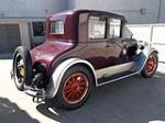 1925 BUICK 25 2 DOOR OPERA COUPE - Rear 3/4 - 138330