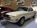 1968 FORD MUSTANG GT FASTBACK - Front 3/4 - 138360