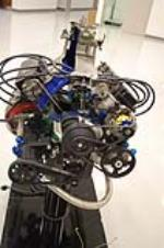 0 ROUSH YATES NASCAR SPRINT CUP ENGINE  - Front 3/4 - 138375