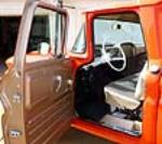 1962 CHEVROLET K10 4X4 1/2 TON PICKUP - Interior - 138407