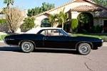 1968 PONTIAC LEMANS CONVERTIBLE - Side Profile - 138462
