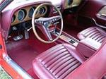 1969 FORD MUSTANG FASTBACK - Interior - 138486