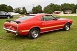1969 FORD MUSTANG FASTBACK - Rear 3/4 - 138486