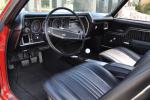 1970 CHEVROLET CHEVELLE CUSTOM 2 DOOR COUPE - Interior - 138520