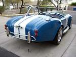 2005 FACTORY FIVE COBRA RE-CREATION ROADSTER - Rear 3/4 - 138760