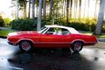 1972 OLDSMOBILE 442 CONVERTIBLE - Side Profile - 138776