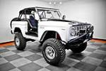 1977 FORD BRONCO CUSTOM SUV - Front 3/4 - 138832