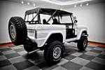 1977 FORD BRONCO CUSTOM SUV - Rear 3/4 - 138832