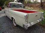 1955 CHEVROLET CAMEO PICKUP - Rear 3/4 - 138946