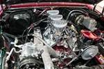 1957 BUICK CENTURY CUSTOM WAGON - Engine - 138984