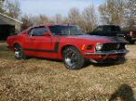 1970 FORD MUSTANG BOSS 302 FASTBACK - Front 3/4 - 138997