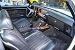 1970 PONTIAC GTO 2 DOOR COUPE - Interior - 138999