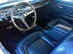 1965 FORD MUSTANG 2 DOOR COUPE - Interior - 139011