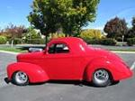 1941 WILLYS CUSTOM 2  DOOR COUPE - Front 3/4 - 139049