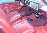 1967 OLDSMOBILE 442 CUSTOM 2 DOOR COUPE - Interior - 139074